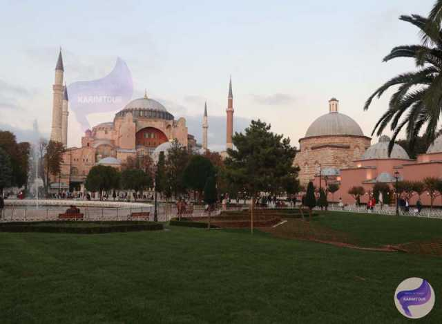 السلطان احمد في اسطنبول تركيا