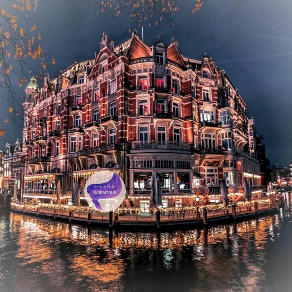 مرشد سياحي في هولندا