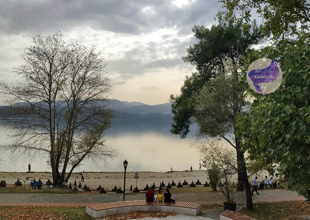 اطلالة بحيرة سبانجا