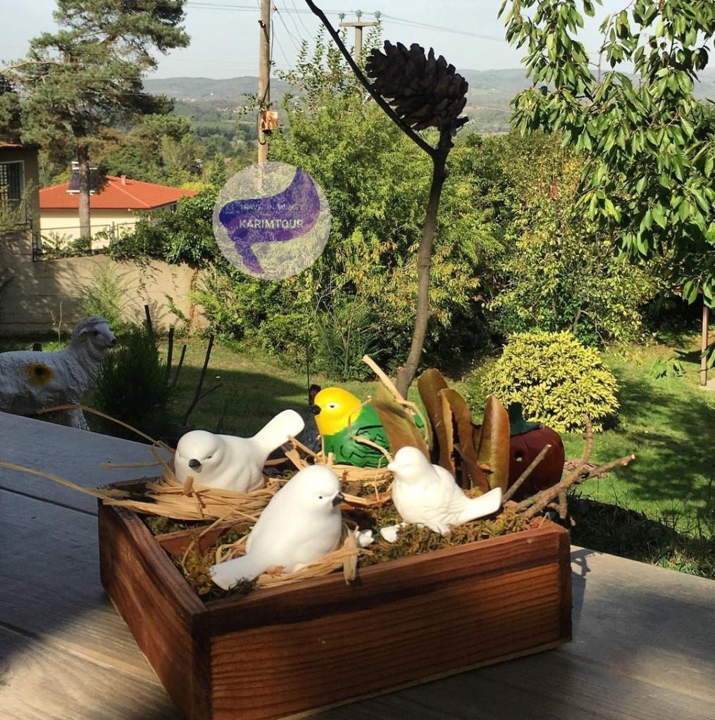 قرى معشوقة تركيا