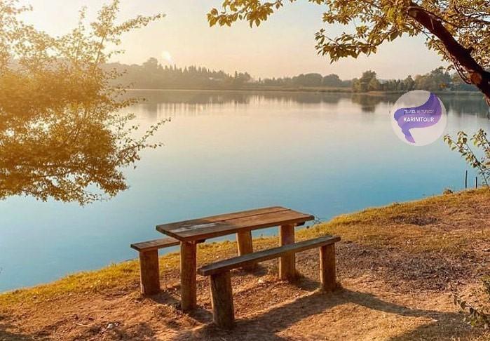 اطلالة البحيرة