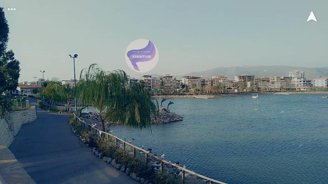 بحيرة صبنجة التركية