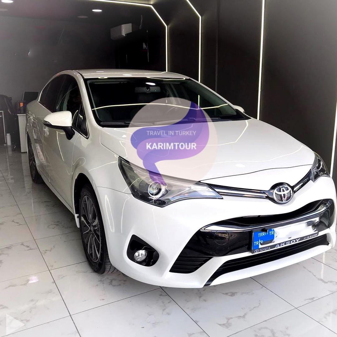 أسعار السيارة مع السائق في أوزنجول